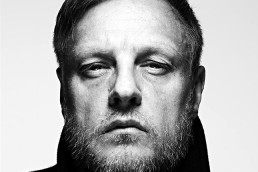 A photo of John Rankin Waddell, also known under his working name Rankin, is a British portrait and fashion photographer.